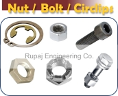 nut bolt circlips