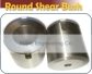 round bar shear bush